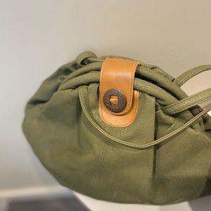 Capezio vintage bag